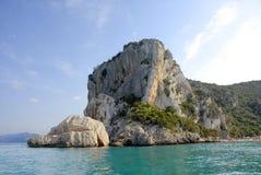 orosei Sardaigne de di golfo Italie Image libre de droits