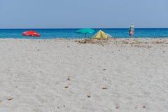 Oroseigolf in Sardinige, Italië stock fotografie