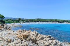 Oroseigolf in Sardinige, Italië stock afbeeldingen