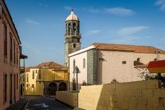 Orotava παλαιά πόλη, Tenerife Στοκ Εικόνες