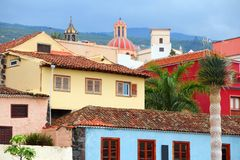Orotava, Tenerife Stock Photo