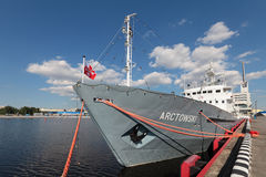 ORP Arctowski Royalty Free Stock Photos