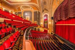 Orpheum Theatre. On Pierce Street in Sioux City, Iowa Stock Photos