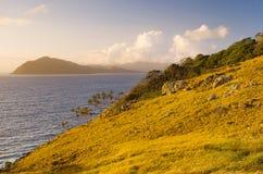 Orpheus Island Coastline Stock Afbeelding