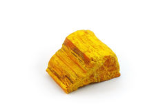 Orpiment Royalty Free Stock Photography