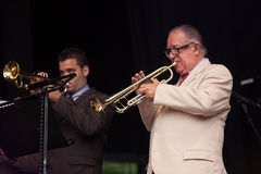 Orquesta Buena Vista Social Club(7) Royalty Free Stock Photography