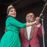 Orquesta Buena Vista Social Club(8) Stock Photography
