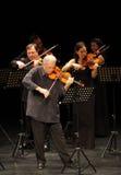 Orquesta De Camara Reina Sofia utför på Bahrain royaltyfri foto