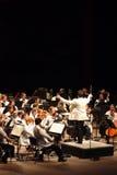 Orquesta sinfónica de Colorado Imágenes de archivo libres de regalías