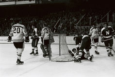 Bobby Orr Down Stock Photography