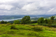 Orrest Head. Near Lake Windermere, Lake District UK Stock Photos