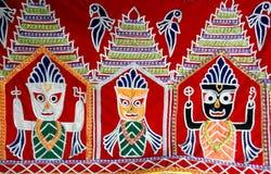Orrisaâs traditionelle Handwerkkünste. Stockbild