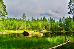Orsa Sweden Royalty Free Stock Images