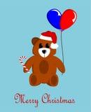 Orsacchiotto di Natale Illustrazione di Stock
