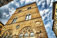 Orsanmichele church in Florence Royalty Free Stock Photography