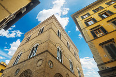 Orsanmichele church in Florence Royalty Free Stock Images