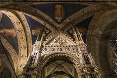 Orsanmichele church, Florence, Italy Royalty Free Stock Images
