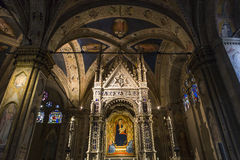 Orsanmichele church, Florence, Italy Royalty Free Stock Photography