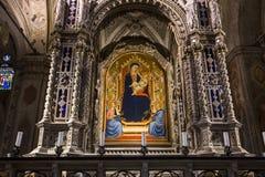 Orsanmichele church, Florence, Italy Royalty Free Stock Photos