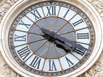 Orsay clock Stock Photo
