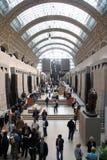 orsay d的博物馆 免版税图库摄影