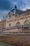 orsay D-musee Arkivbild