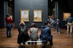 ` Orsay de Musée d Foto de archivo libre de regalías