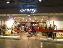 Orsay lager Royaltyfri Bild