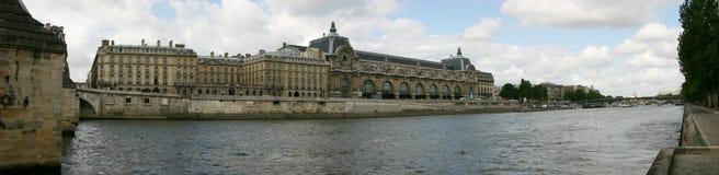 orsay museum Fotografering för Bildbyråer