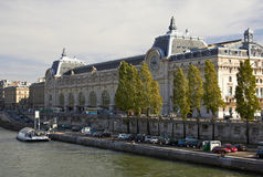 Orsay Museum Royalty Free Stock Photo