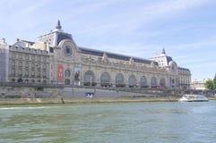 Orsay museum Arkivbild