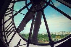 Orsay Museum clock Stock Image