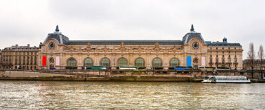 Orsay Museum, Paris. Royalty Free Stock Photography