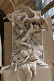 Orsay museum - paris Arkivfoton