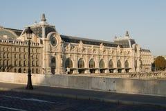 Orsay Museum of Paris Stock Image