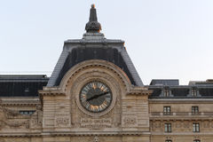 Orsay Museum Stock Photography