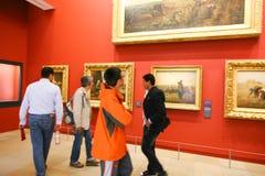 Orsay Museum - paris Royalty Free Stock Photos