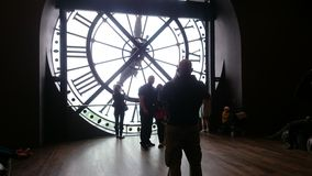 Orsay museum Royalty Free Stock Images