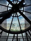 Orsay Museum, Paris Royalty Free Stock Photos
