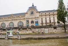 Orsay Museum, Paris Stock Image
