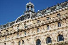 Orsay Museum in Paris France Royalty Free Stock Photography