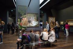 ` Orsay, París de Musée d Imagen de archivo