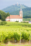 Orschwiller, Alsace Stock Photo