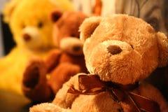 Orsi dell'orsacchiotto fotografie stock