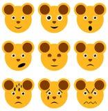 Orsi dell'orsacchiotto Immagini Stock Libere da Diritti