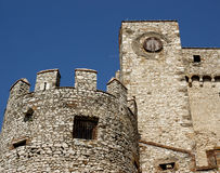 Orsini castle in Nerola Royalty Free Stock Photography
