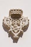 Orsini palace. Galatina. Puglia. Italy. Royalty Free Stock Photography