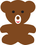 Orso dell'orsacchiotto Immagini Stock Libere da Diritti