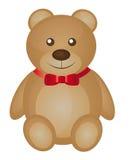 Orso di orsacchiotto sveglio Immagini Stock Libere da Diritti