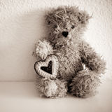 Orso Natale Royalty Free Stock Photography